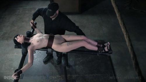 BDSM Tilt-A-Girl - Charlotte Sartre
