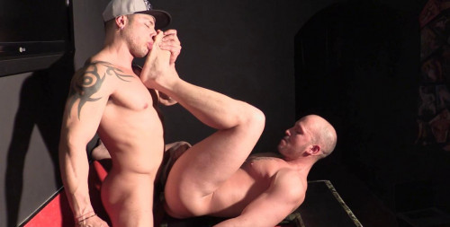 Gay BDSM Julio And Max Are Kinky Guys