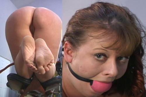 BDSM pixie anal traing