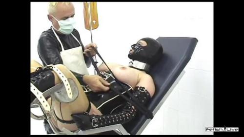 BDSM Latex Urethra Torment