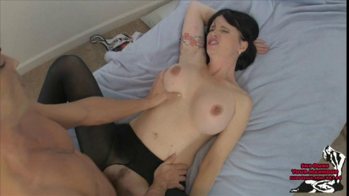 Femdom and Strapon You Only Cum When I Fuck Your Ass
