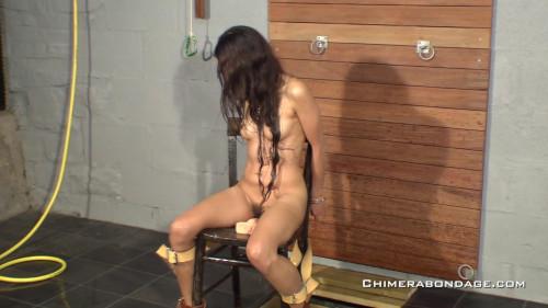 bdsm Naked slave