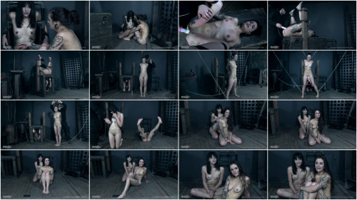BDSM Luna Lovely & Eden Sin - Lovely Suffering
