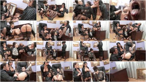 Fisting and Dildo Anissa Kate, Nikita, Pamela Sanchez