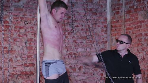 Gay BDSM RusCapturedBoys - Captured worker - Part I