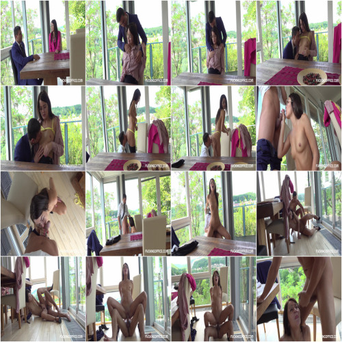 HD Clips Cindy Shine - Colleagues comforted each other (2021)