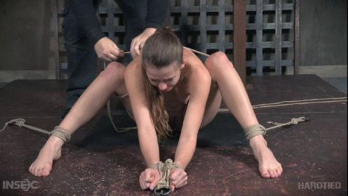 BDSM Tickle Whipped  Zoey Laine