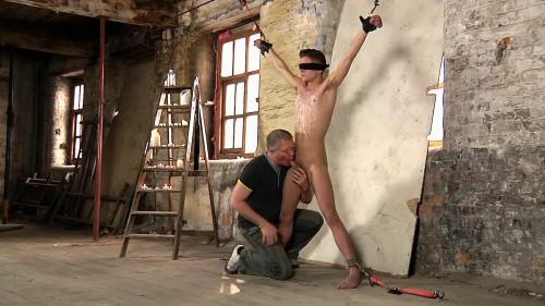 Gay BDSM KinkyHardcoreTwinks Kneel In Front Of Me