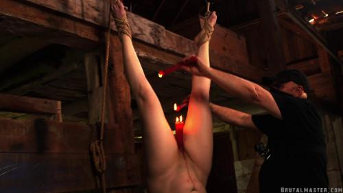 BDSM BrutalMaster - Lilah Rose - Waxed And Shocked