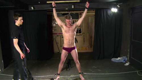 Gay BDSM Chad - Police State Torture - Part 1