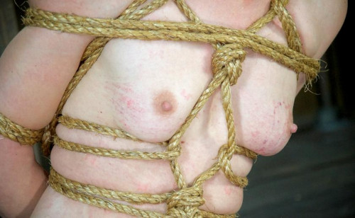 bdsm Fun With Hell Rope