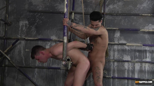 Gay BDSM Making Use Of The New Boy