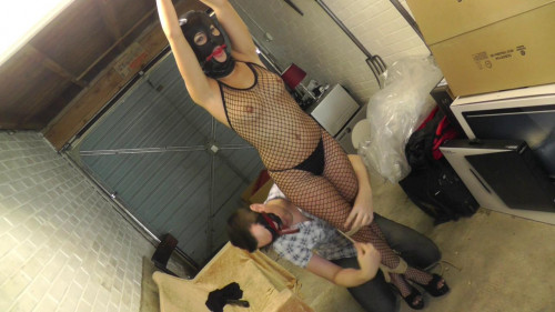 BDSM Kelli Tied Up Amateur