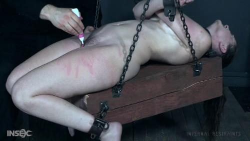 BDSM Hardcore tortures for dumbest little slut
