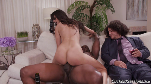 Interracial Cuckold Fuck With Hot Eliza Ibarra