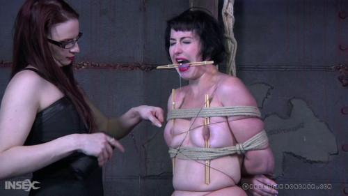 BDSM Niki Nymph Smiles Part Two