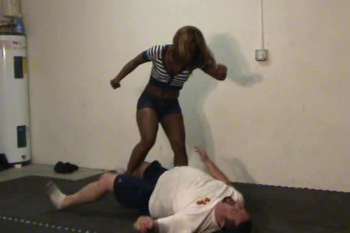 Femdom and Strapon Shefights 10 Clips