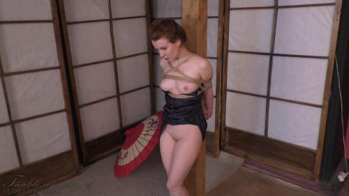 BDSM Marina - pillar bound