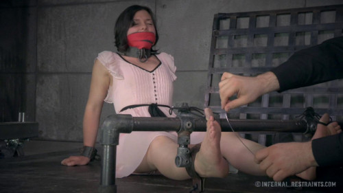 BDSM How Much Orgasmic Intensity Can Amy Faye Handle?