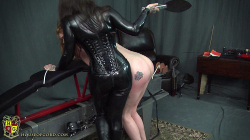 BDSM House of Gord -  A New Doll Arrives
