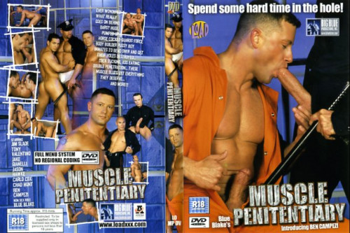 Big Blue Productions - Muscle Penitentiary