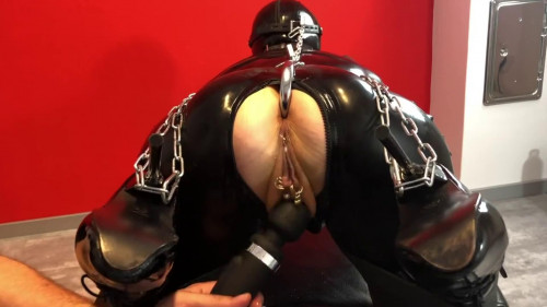 BDSM Latex Bondage, torture and domination for very beautiful model Full HD1080