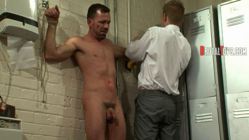 Gay BDSM Master Derek and Master Edward