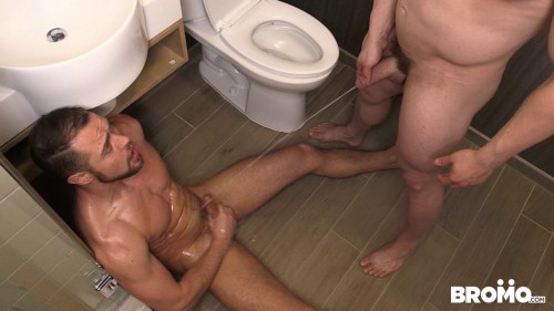 Gay BDSM He Likes It Rough and Raw Pt One Brendan Phillips and Jaxton Wheeler (2016)