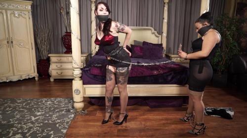 BDSM Girdles And Handcuffs