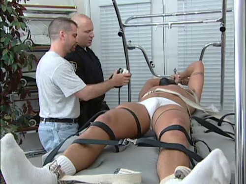 Gay BDSM Academy Men - Top Cops Part 2 Rage