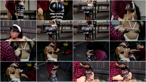 BDSM HD Bdsm Sex Videos Rubee Punished for Tardiness pt 2