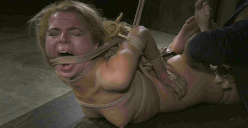 bdsm Bondage Cutie - Alina West - HD 720p