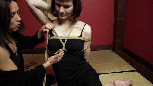 BDSM Teppo With Half Gote - Full HD 1080p