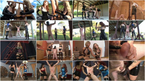 Femdom and Strapon Clubdom (2012-2015) Pack5
