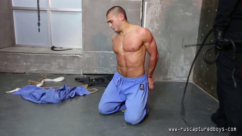 Gay BDSM Three Lessons for Judoist Vitaly Ep.01