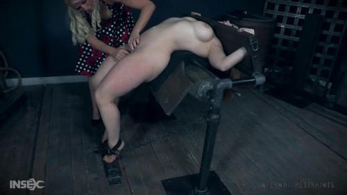BDSM Summer Hart and London River - Summer Stock