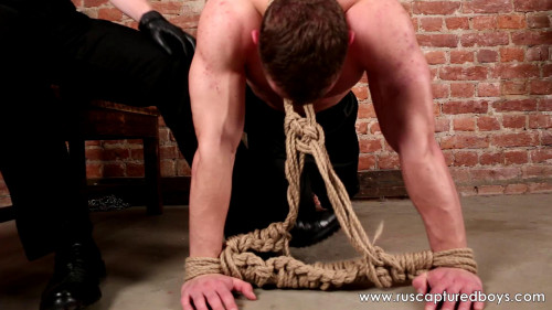 Gay BDSM Submissive slave Yaroslav - Part I