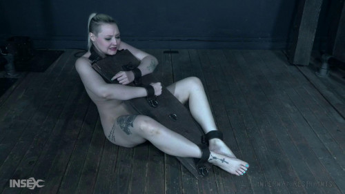 BDSM Arielle Submits To Being A Prisoner!