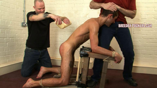 Gay BDSM Breeder Fuckers Super Sexy SlutMen vol 89