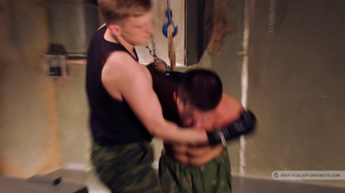 Gay BDSM Boys-Military Story - 2 Part I