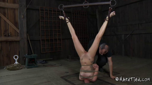 bdsm Helpless Panic, part 2 - Hailey Young , PD