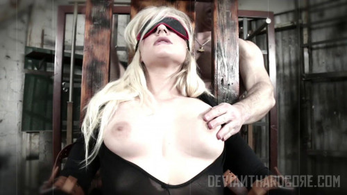 BDSM Oral Damnation - Dahlia Sky and John Strong - HD 720p