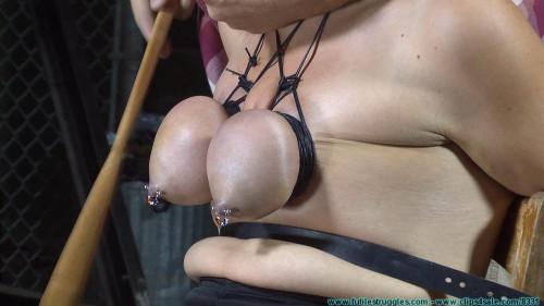 BDSM Tit Torture for Riley Jane