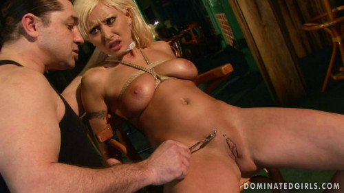 BDSM Domination victim Trisha - Trisha