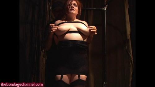BDSM TheBondageChannel - Redhead BBW Bondage