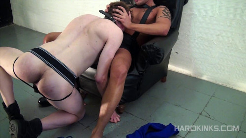 Gay BDSM Aday Traun - Carlos Bellic