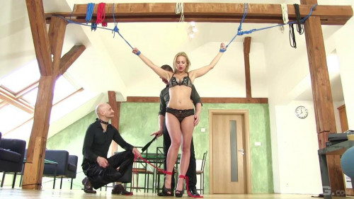 BDSM Hot Fuck Movies Couples Try Bondage