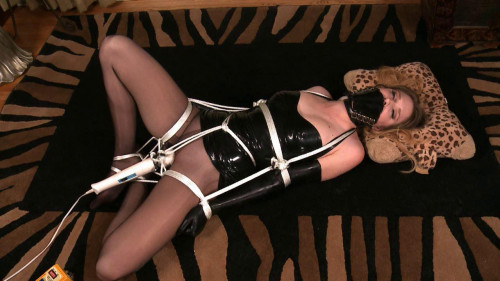 BDSM rope and orgasm