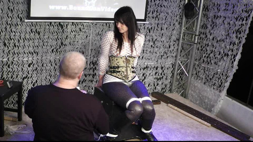 BDSM Hard Breast Predicament...