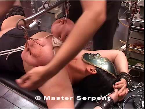 BDSM Torture Galaxy Pt 1
